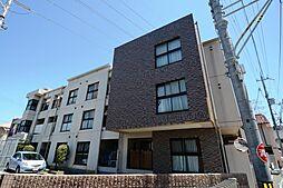 兵庫県伊丹市御願塚4丁目の賃貸マンションの外観