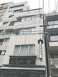 京都府京都市中京区笹屋町の賃貸マンションの外観