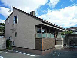 [テラスハウス] 大阪府茨木市上穂積2丁目 の賃貸【/】の外観