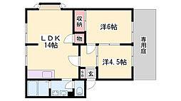 亀山駅 5.6万円