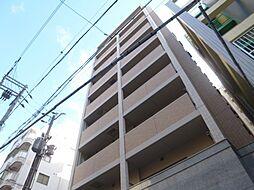 カラムス夕陽ヶ丘[8階]の外観