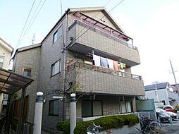 栗原マンション[1階]の外観