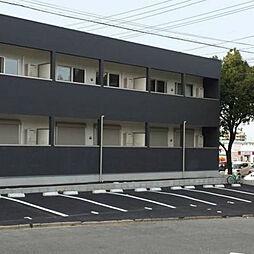 福岡県北九州市八幡西区幸神1丁目の賃貸アパートの外観