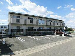 愛知県清須市春日桑の賃貸アパートの外観