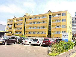 北海道札幌市東区北四十二条東14丁目の賃貸マンションの外観