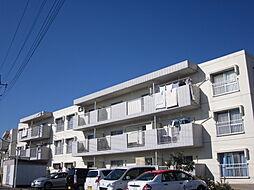 埼玉県飯能市原町の賃貸マンションの外観