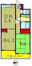 早稲田ファーストメゾン[1階]の間取り