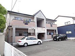 アベニュー平野II A棟 B棟[1階]の外観