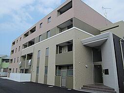 兵庫県神戸市西区伊川谷町潤和字大狂言の賃貸マンションの外観