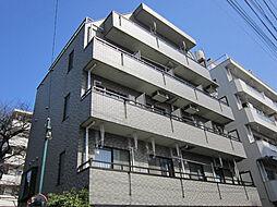 東京都府中市寿町1丁目の賃貸マンションの外観
