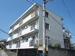 京都府宇治市宇治蔭山の賃貸マンションの外観