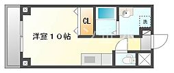 ピュアハイツ[2階]の間取り