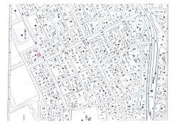 金町駅方面の地図です。柴又駅までも徒歩圏内です。