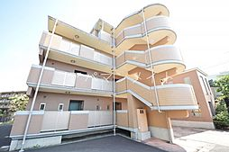 ハートヒルズ壱番館(ハートヒルズイチバンカン)[4階]の外観