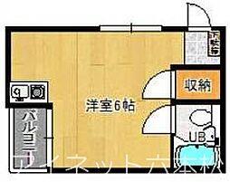 梅林駅 1.2万円