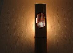 センスの光る内装のお部屋です