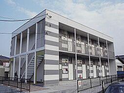 埼玉県さいたま市岩槻区本丸1丁目の賃貸アパートの外観