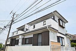 [テラスハウス] 神奈川県藤沢市羽鳥5丁目 の賃貸【/】の外観