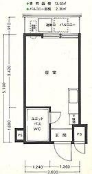 白金高輪駅 6.5万円