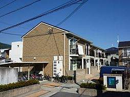 [テラスハウス] 滋賀県大津市下阪本3丁目 の賃貸【/】の外観