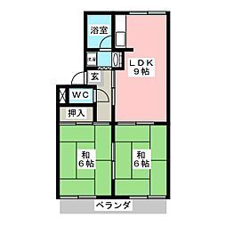 開明駅 4.0万円