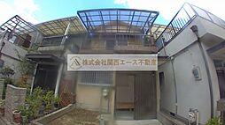 [テラスハウス] 大阪府堺市北区百舌鳥梅北町5丁 の賃貸【/】の外観