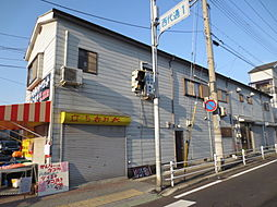兵庫県神戸市長田区西代通2丁目の賃貸アパートの外観