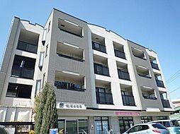 千葉県流山市江戸川台西2丁目の賃貸マンションの外観