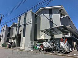 ロングインA・B[2階]の外観