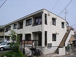 カーサ・デ・リベルタA棟[1階]の外観