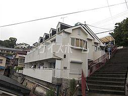 兵庫県神戸市長田区丸山町4丁目の賃貸アパートの外観