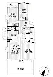 シャレール東坂戸第弐号棟
