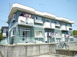 プリムローズB[2階]の外観