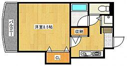 メゾン・ド・プレミス[3階]の間取り