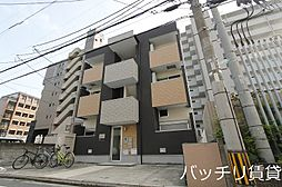 西鉄天神大牟田線 高宮駅 徒歩10分の賃貸アパート