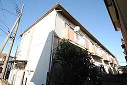 ハイツリヨン[1階]の外観