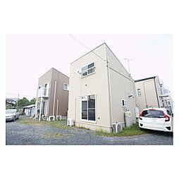 [一戸建] 茨城県水戸市中丸町 の賃貸【/】の外観