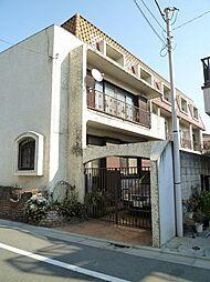 ビラ浅田[B号室]の外観