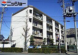 ハイツ長野J棟[3階]の外観