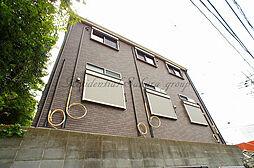 神奈川県横浜市金沢区六浦南1丁目の賃貸アパートの外観