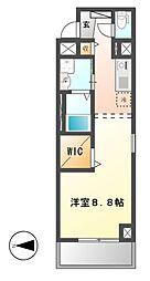 サン・丸の内三丁目ビル[3階]の間取り