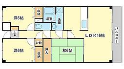 Land S[401号室]の間取り
