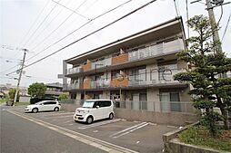 福岡県太宰府市大佐野2丁目の賃貸マンションの外観
