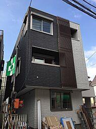 東京都荒川区町屋2丁目の賃貸マンションの外観