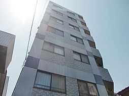 東京都立川市柴崎町4丁目の賃貸マンションの外観