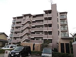 ソレイユ青山[401号室]の外観