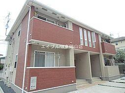 岡山県玉野市迫間丁目なしの賃貸アパートの外観
