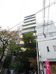 兵庫県神戸市兵庫区福原町の賃貸マンションの外観