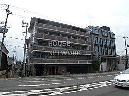 プレサンス京都二条城前[104号室号室]の外観