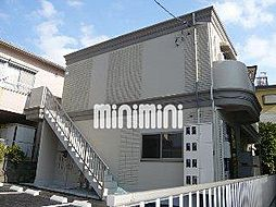 ルフュージュさくら若松町[2階]の外観